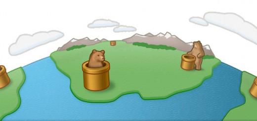 Ilustración:  Andrew Willis - Tunnelbear.com