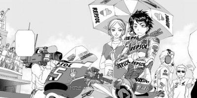 Kousuke Fujishima estrena nuevo manga