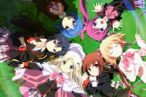 Little Busters! The 4-Koma – Cap. 45