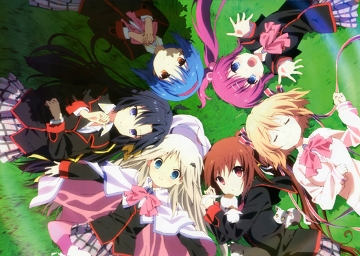 Little Busters! The 4-Koma – Cap. 46